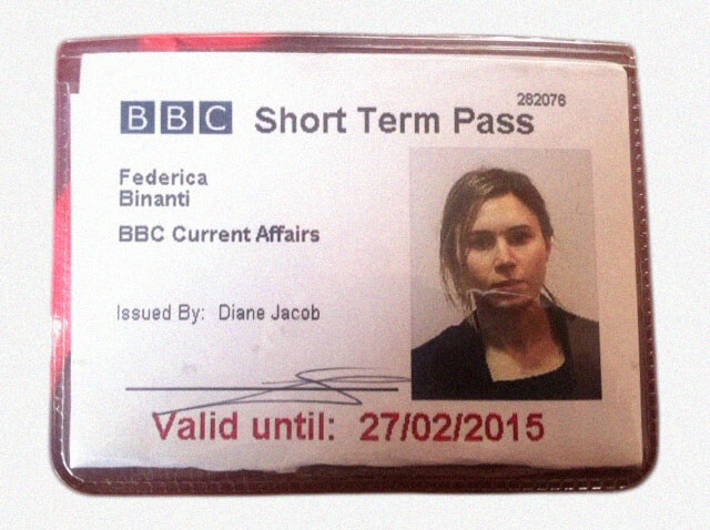bbc - Badge